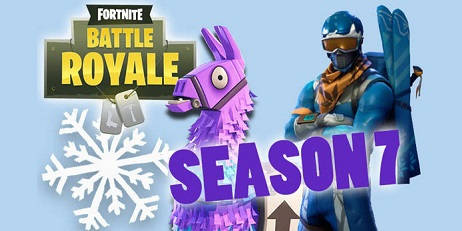 Аккаунт Fortnite Season 7
