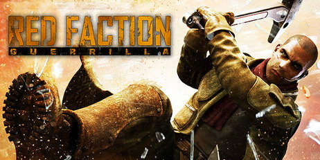 Ключ Red Faction Guerrilla Steam Edition