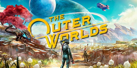 Ключ The Outer Worlds
