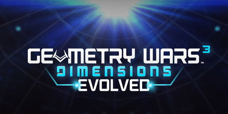 Ключ Geometry Wars 3: Dimensions Evolved