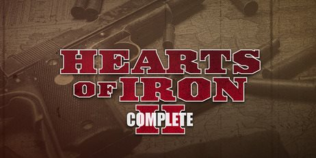 Ключ Hearts of Iron II Complete