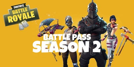 Аккаунт Fortnite Season 2