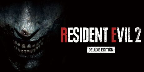 Ключ RESIDENT EVIL 2 - Deluxe Edition