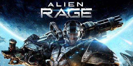 Ключ Alien Rage - Unlimited