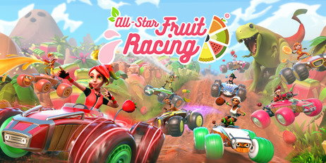 Ключ All-Star Fruit Racing