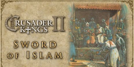 Ключ Crusader Kings II - Sword of Islam