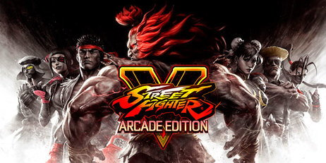 Ключ Street Fighter V: Arcade Edition