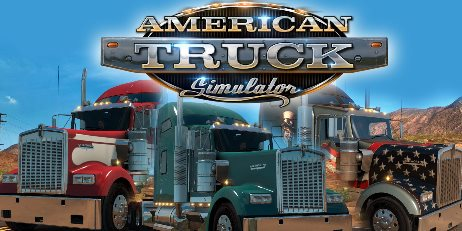 Ключ American Truck Simulator Gold Edition