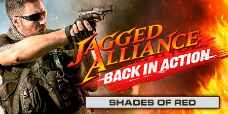 Ключ Jagged Alliance - Back in Action: Shades of Red