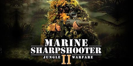 Ключ Marine Sharpshooter II : Jungle Warfare