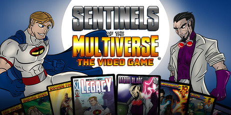 Ключ Sentinels of the Multiverse