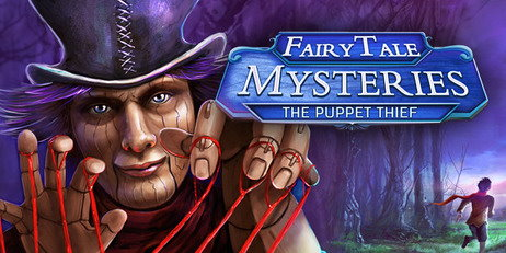 Ключ Fairy Tale Mysteries: The Puppet Thief