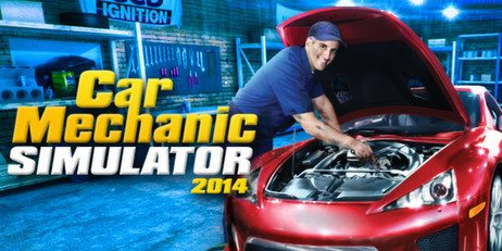 Ключ Car Mechanic Simulator 2014