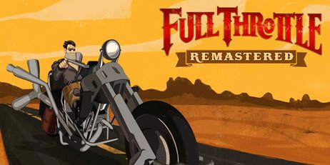 Ключ Full Throttle Remastered