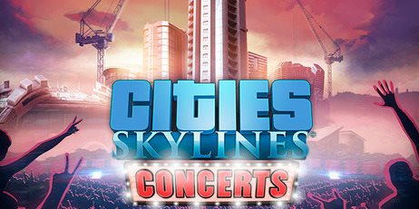 Ключ Cities: Skylines - Concerts