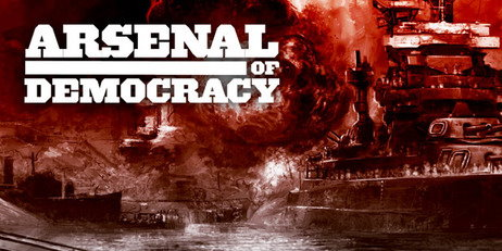 Ключ Arsenal of Democracy: A Hearts of Iron Game