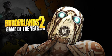 Ключ Borderlands 2 - Game of the Year Edition