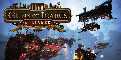 Ключ Guns of Icarus Online