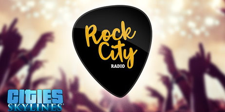 Ключ Cities: Skylines: Rock City Radio