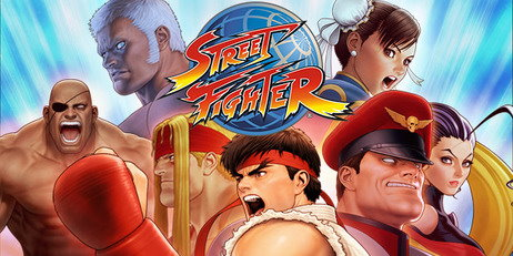 Ключ Street Fighter: 30th Anniversary Collection