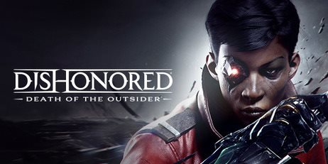 Ключ Dishonored: Death of the Outsider