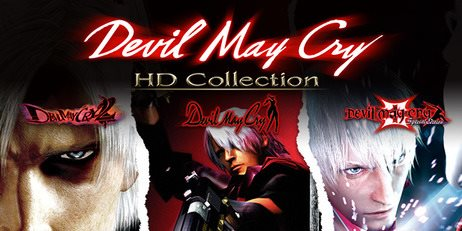 Ключ Devil May Cry HD Collection