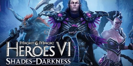 Ключ Might & Magic Heroes VI - Shades of Darkness
