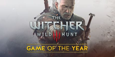 Ключ The Witcher 3 Wild Hunt - Game of the Year Edition