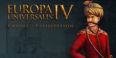 Ключ Europa Universalis IV: Cradle of Civilization