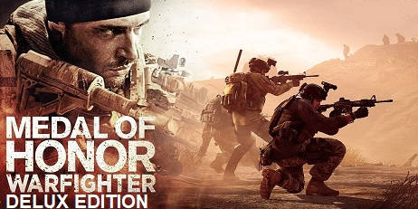 Аккаунт Medal of Honor Warfighter Deluxe Edition