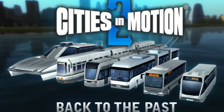 Ключ Cities in Motion 2- Back to the Past