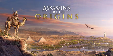 Аккаунт Assassins Creed Origins