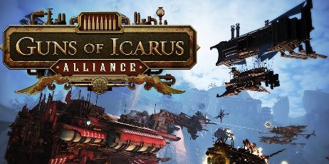 Ключ Guns of Icarus Alliance