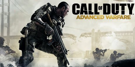 Ключ Call of Duty: Advanced Warfare