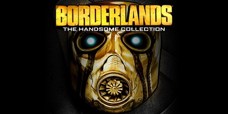 Ключ Borderlands: The Handsome Collection