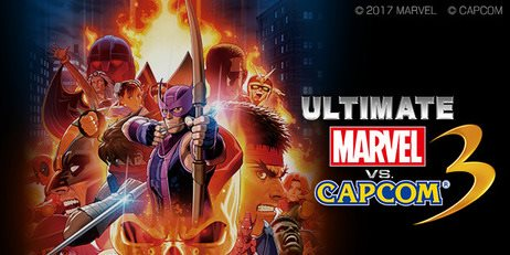 Ключ ULTIMATE MARVEL VS. CAPCOM 3