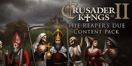 Ключ Crusader Kings II - The Reaper's Due Content Pack