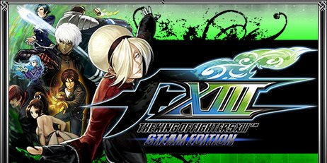 Ключ THE KING OF FIGHTERS XIII STEAM EDITION