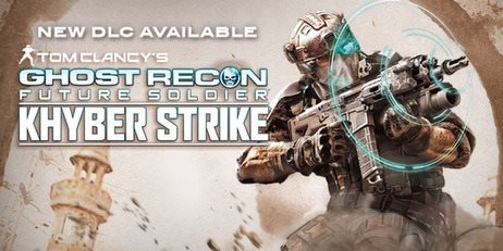 Ключ Tom Clancy's Ghost Recon Future Soldier - Khyber Strik