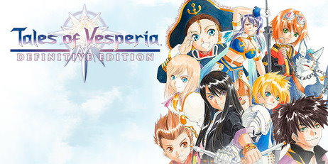 Ключ Tales of Vesperia: Definitive Edition
