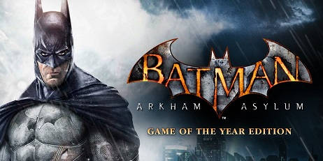 Аккаунт Batman Arkham Asylum - Game of the Year Edition