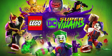 Ключ LEGO DC Super-Villains Deluxe Edition