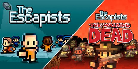 Ключ The Escapists + The Escapists The Walking Dead Deluxe