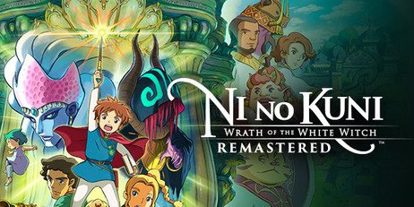 Ключ Ni no Kuni: Wrath of the White Witch Remastered