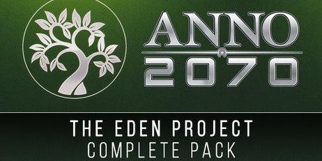 Ключ Anno 2070 - The Eden Complete Package