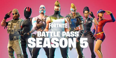 Аккаунт Fortnite Season 5