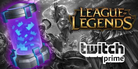 Twitch Prime для League of Legends