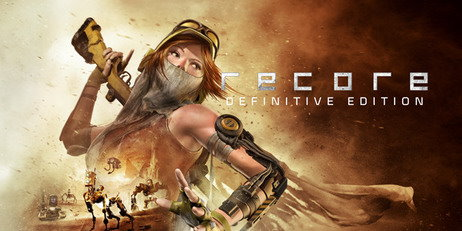 Ключ ReCore: Definitive Edition