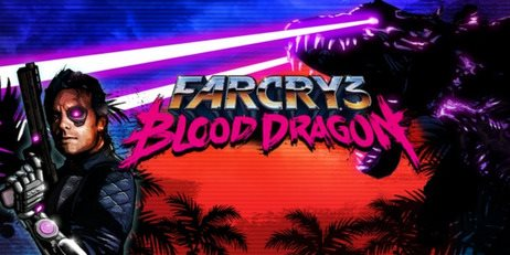 Ключ Far Cry 3 Blood Dragon
