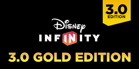 Ключ Disney Infinity 3.0: Gold Edition